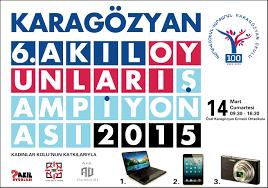 Ermeni_Ortaokulu_AkılOyunlari_Yarisması