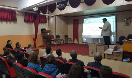 Hopa'da Zeka Oyunları Öğretmen Eğitimi