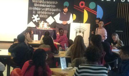 Karagözyan Ortaokullar Arası 8. Akıl Oyunları Yarışması Sonuçlandı